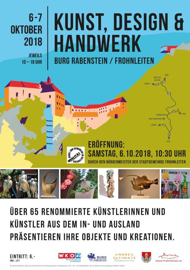 A3 Poster Kunst und Handwerk_2018.indd